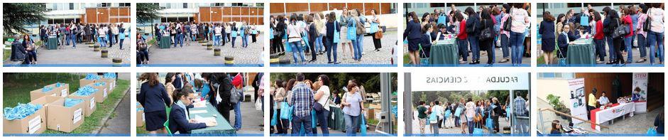 Fotos do III Encontro em Ensino e Divulgação das Ciências